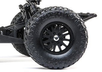 Off-Road Style Wheel and Maxxis Razr MT Tire