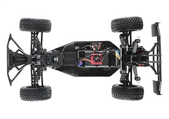 Race Inspired 2WD Platform