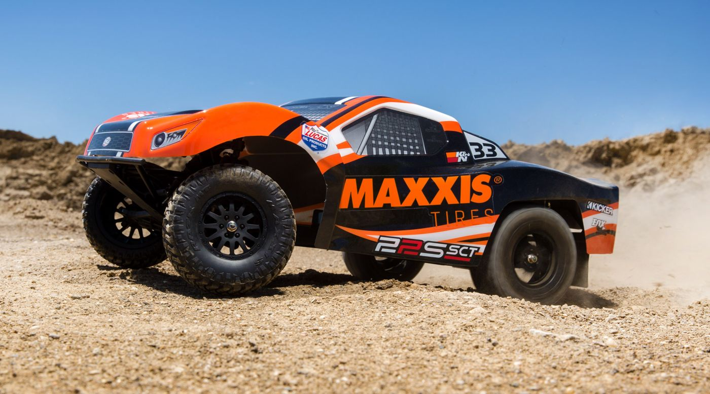 Image for 1/10 22S Maxxis 2WD SCT Brushless RTR with AVC from HorizonHobby