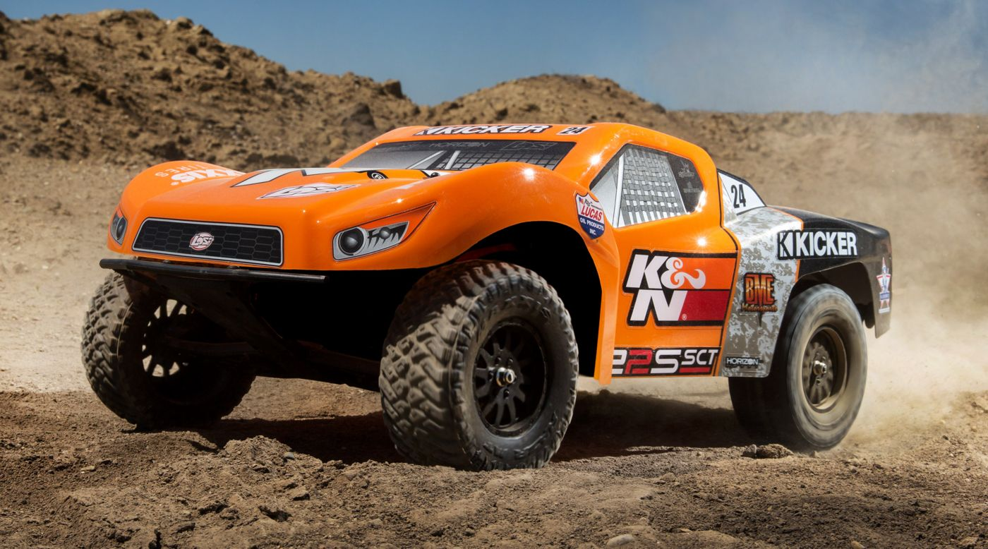 Image for 1/10 22S K&N 2WD SCT Brushless RTR with AVC from HorizonHobby