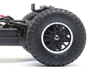 Scale Wheel and Tire Design