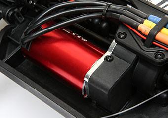 50+ MPH Dynamite Fuze 550 4-Pole 3800Kv Motor