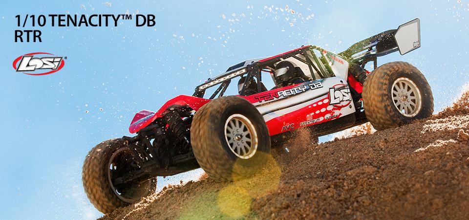 Losi TENACITY-DB 4X4 Desert Buggy RTR