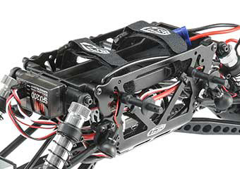 Twin Vertical Plate Chassis