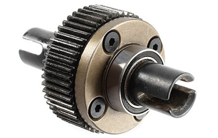 Adjustable Oil Differential