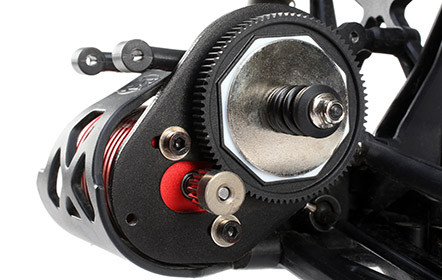 Dual Pad Slipper Clutch
