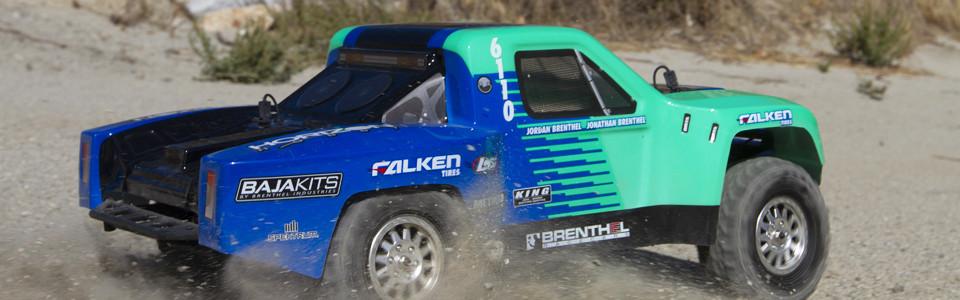 TENACITY TT Pro 1/10-scale 4WD Truck