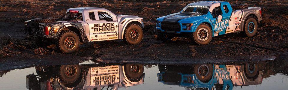 Ford Raptor Baja Rey: 1/10 4WD