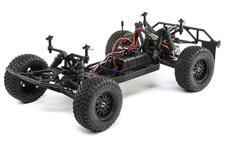All New 2WD Platform