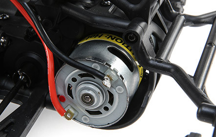 Dynamite® 12-Turn 550 Brushed Motor