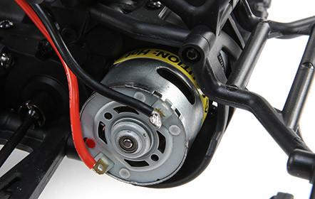 Dynamite<sup>®</sup> 12-Turn 550 Brushed Motor