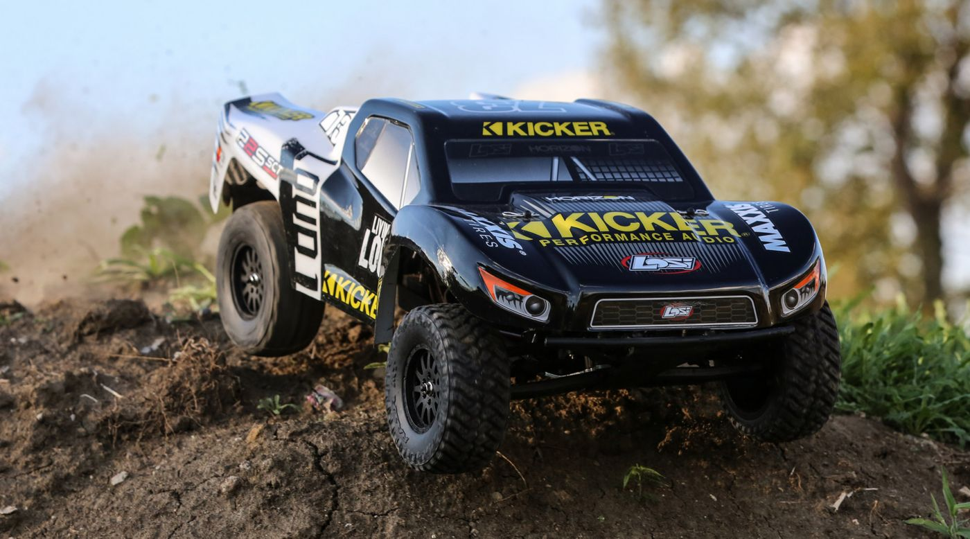 Image for 1/10 22S 2WD SCT RTR, Kicker from HorizonHobby