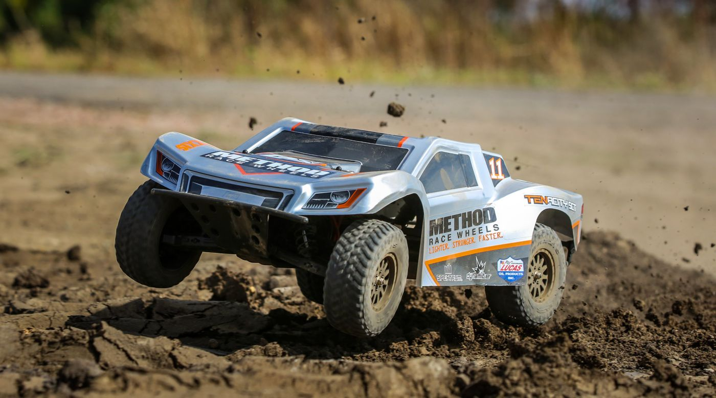 Image for 1/10 TENACITY 4WD SCT Brushed RTR, Method from HorizonHobby