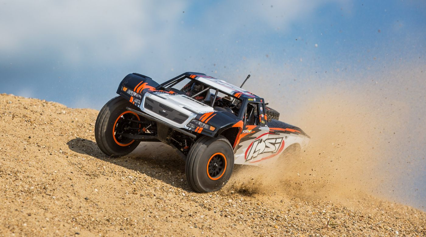 Image for 1/10 Baja Rey 4WD Desert Truck Brushless BND from HorizonHobby