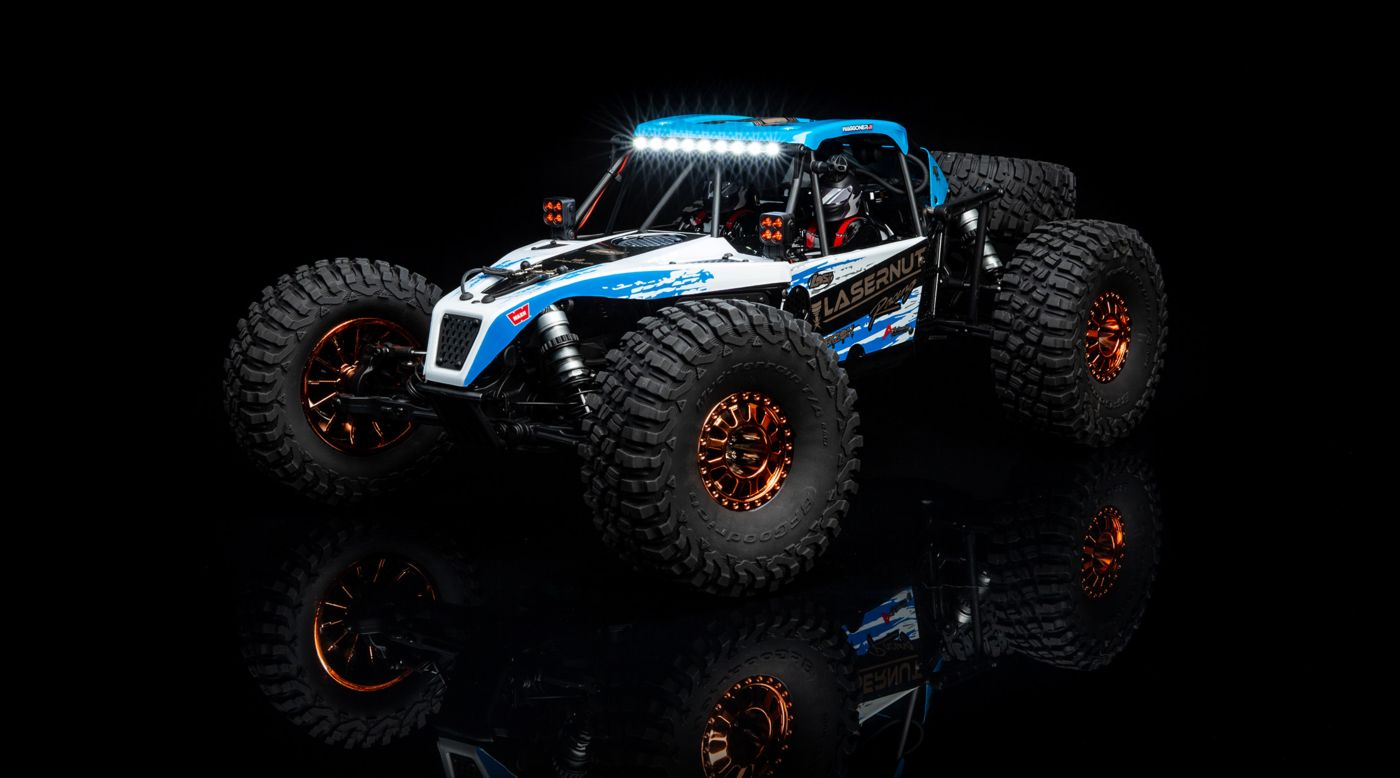 Grafik für Lasernut U4 Blue, SMART ESC: 1/10 4WD RTR in Horizon Hobby