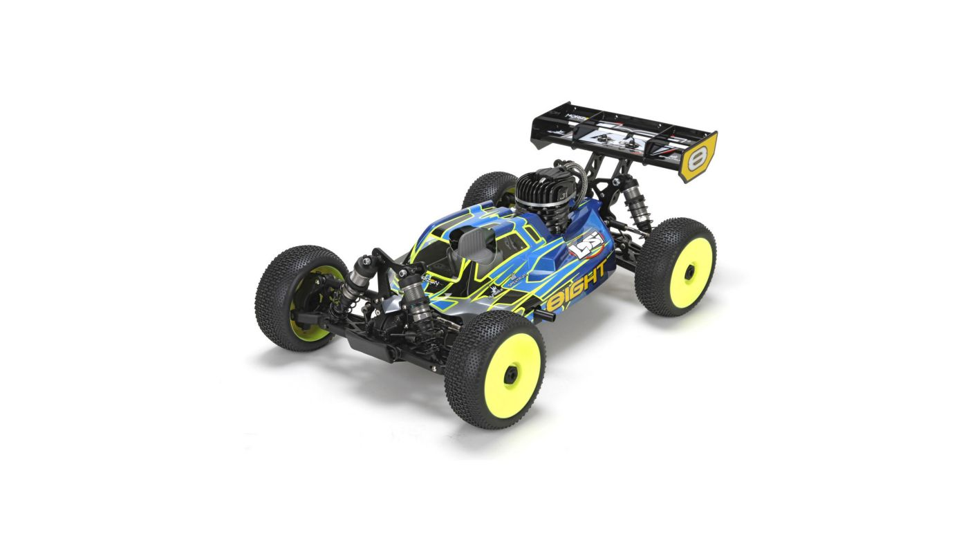 Image for 1/8 8IGHT 4WD Gas Buggy RTR with AVC Technology from HorizonHobby