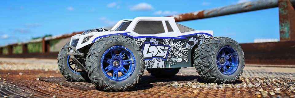 LOS LST 3XL-E RTR