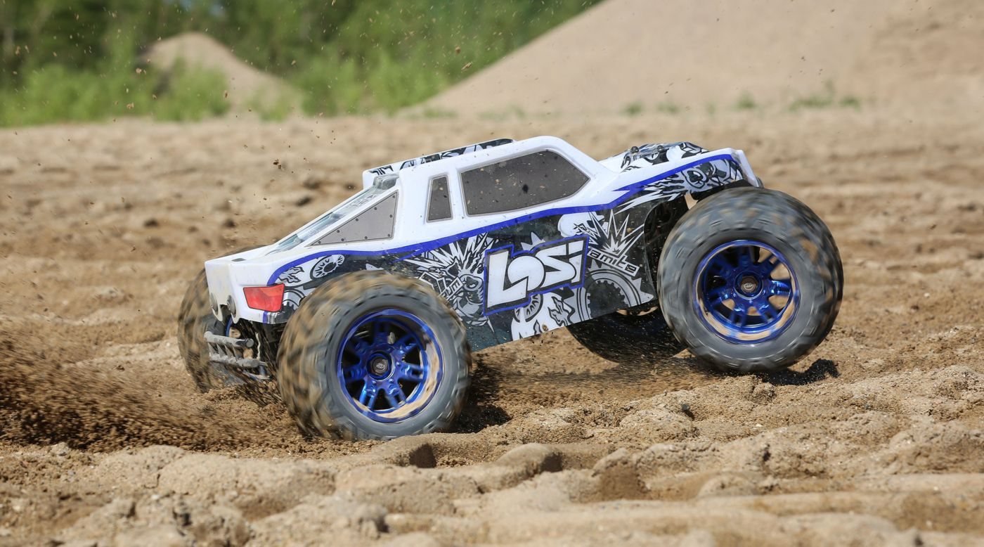 Grafik für 1/8 LST 3XL-E 4WD Monster Truck Brushless RTR mit AVC in Horizon Hobby
