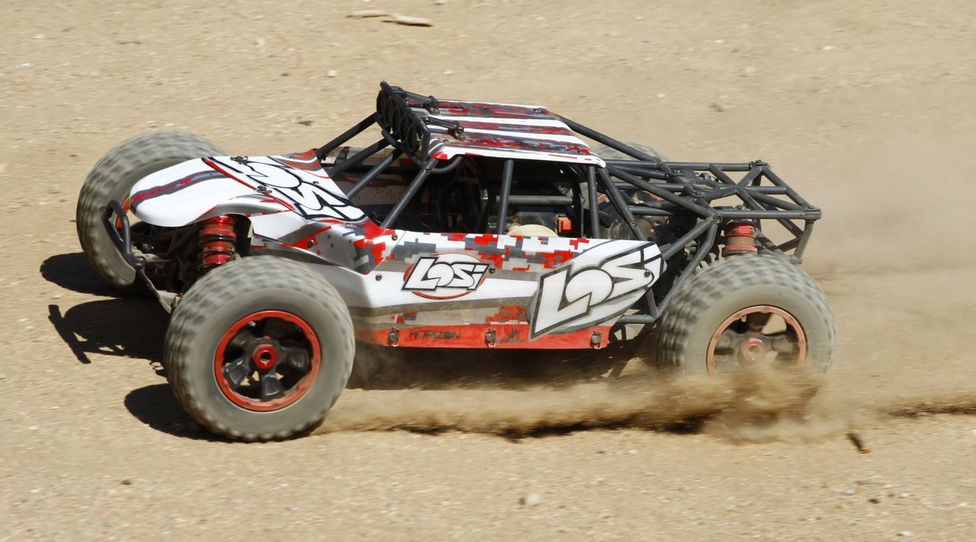 Image for 1/5 Desert Buggy XL 4WD Buggy RTR from HorizonHobby