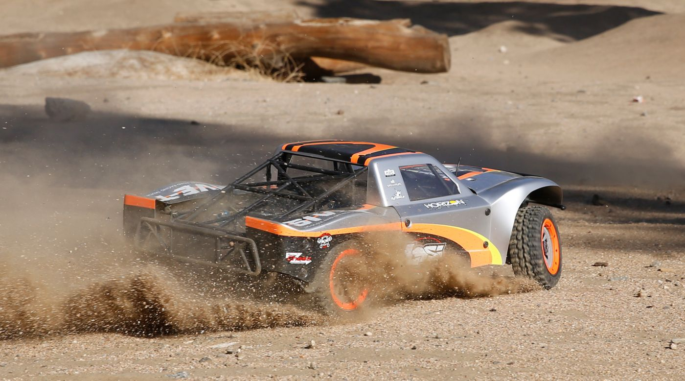 """Image for 1/5 5IVE-T 4WD SCT RTR with AVCâ""""¢ Technology from HorizonHobby"""