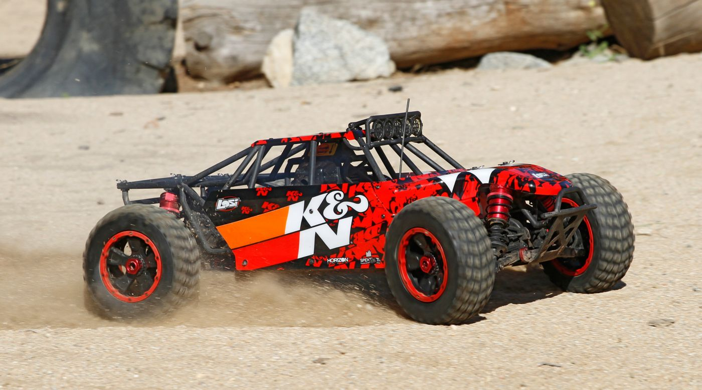 Image for 1/5 K&N DBXL 4WD Buggy Gas RTR from HorizonHobby