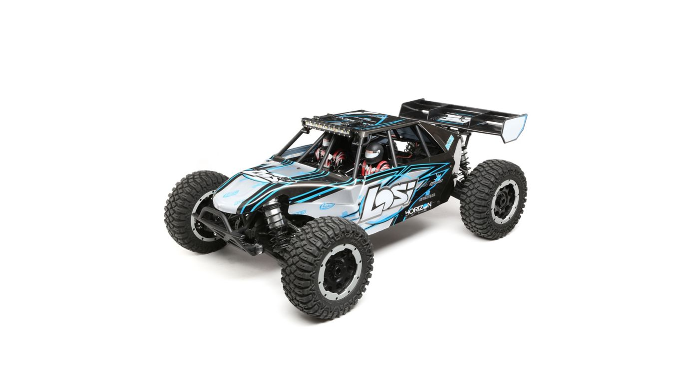 Grafik für Losi Desert Buggy XL-E: 1/5th 4wd Eletric RTR - grau in Horizon Hobby