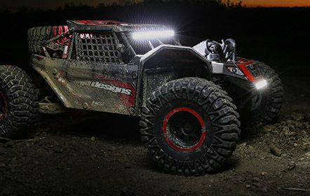 LED Light Bars (Front)
