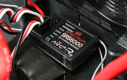 Spektrum™ SRS6000 AVC® Empfänger