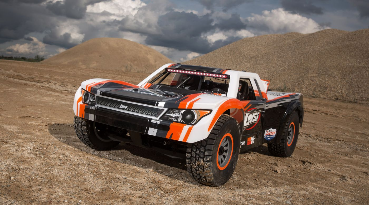 Image for 1/6 Super Baja Rey 4WD Desert Truck Brushless BND with AVC from HorizonHobby