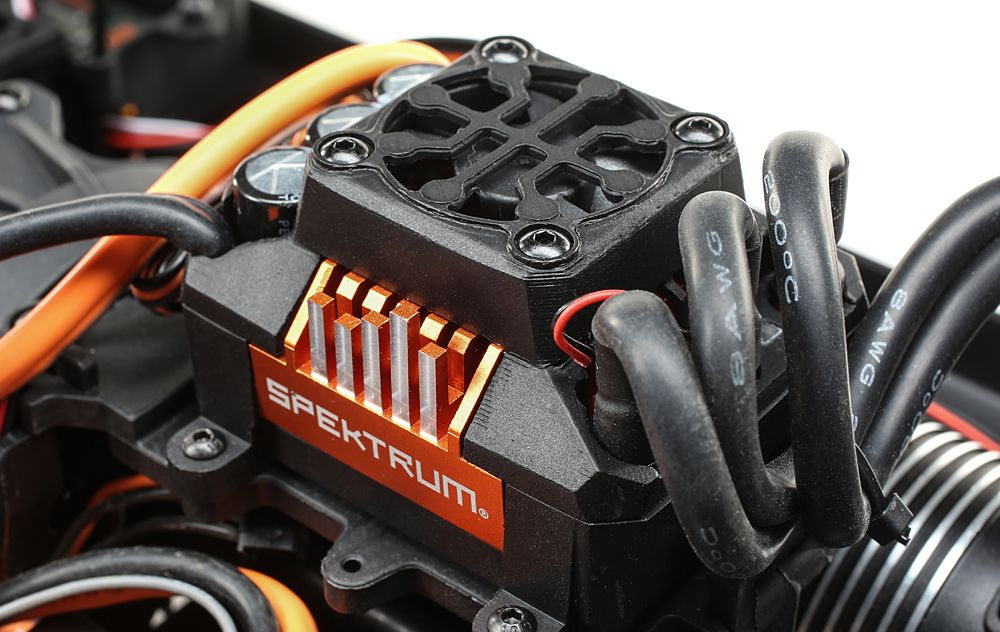 Spektrum™ Firma® 160 Amp Brushless Smart ESC