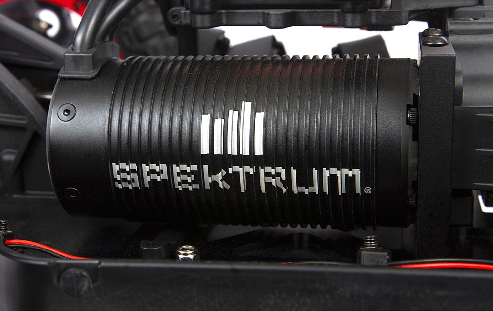 50+ MPH Spektrum Firma 4-Pole 780Kv Brushless Motor