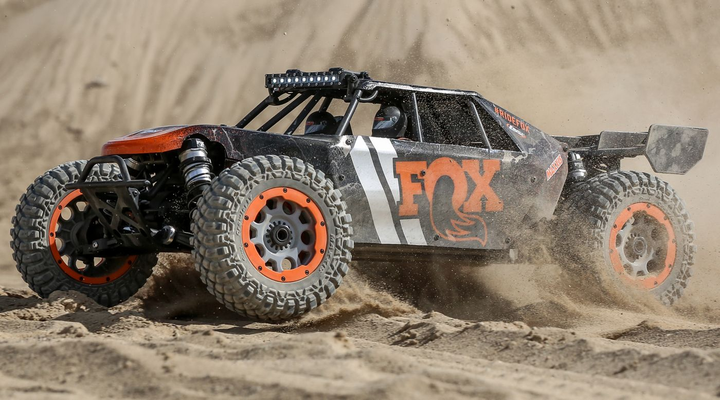 Image for 1/5 DBXL-E 2.0 4WD Brushless Desert Buggy RTR with Smart, Fox Body from HorizonHobby