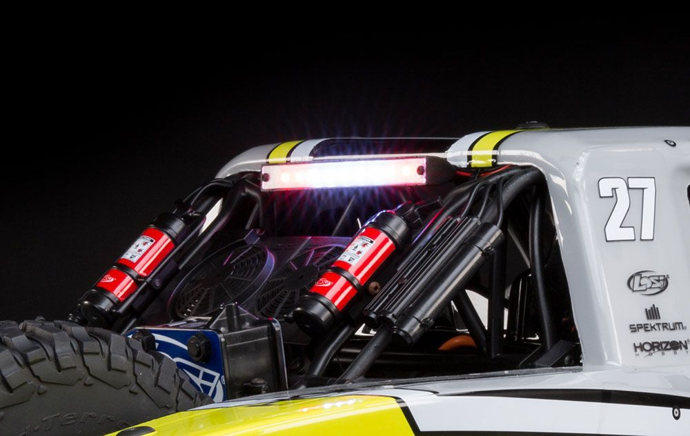 Rear Roll Cage Mounted LED Lights