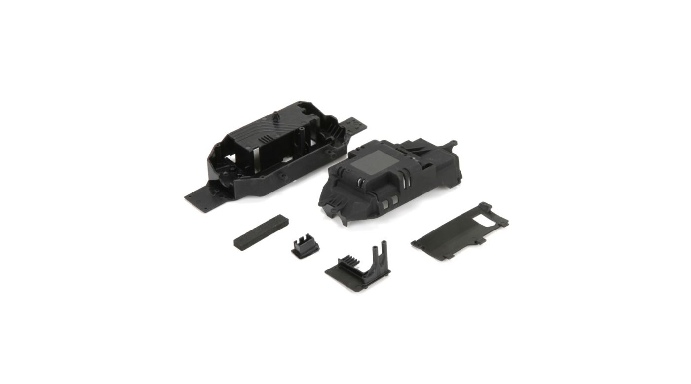Image for Chassis Set: Micro SCTE Rally X from HorizonHobby