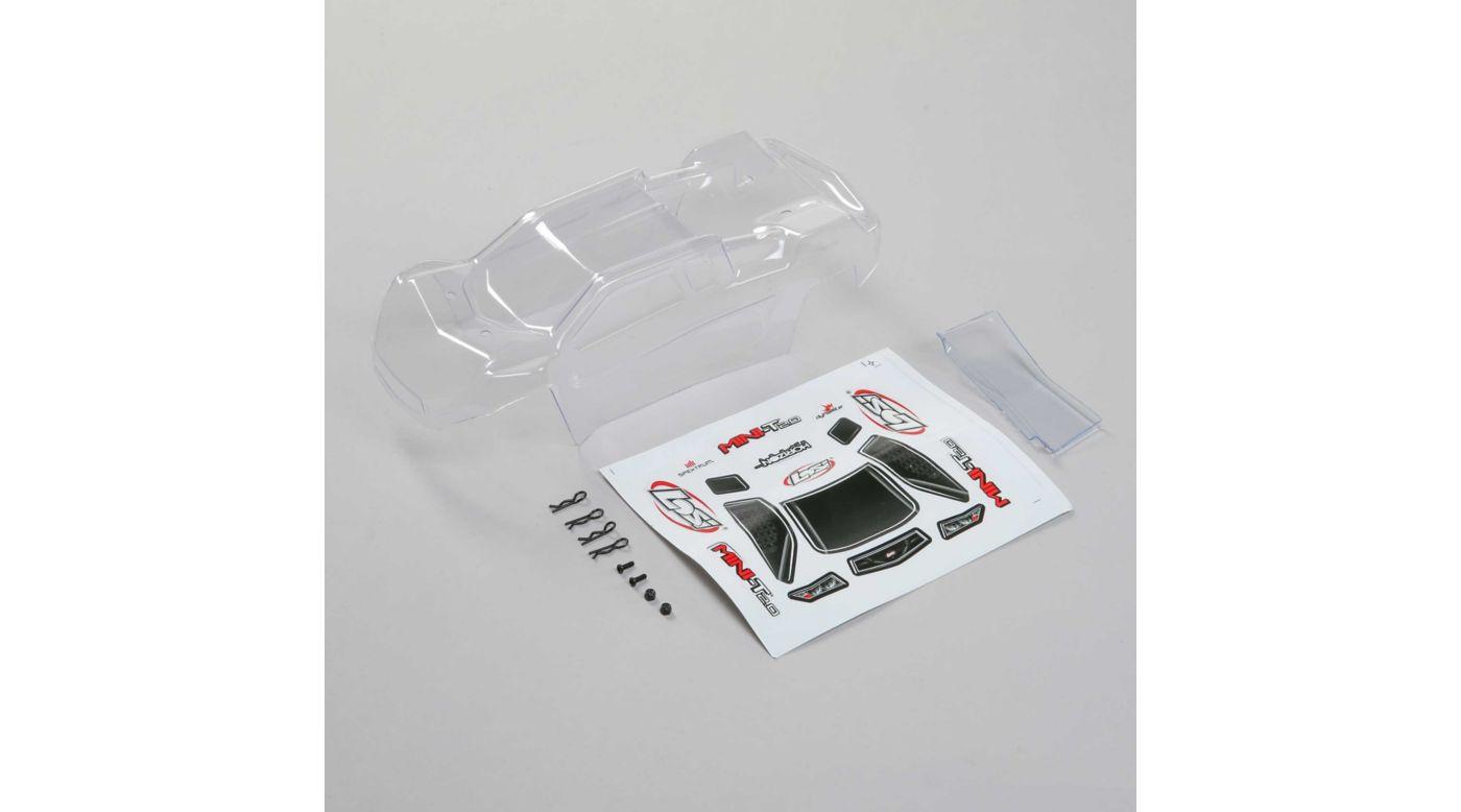 Image for Body, Clear: Mini-T 2.0 from HorizonHobby