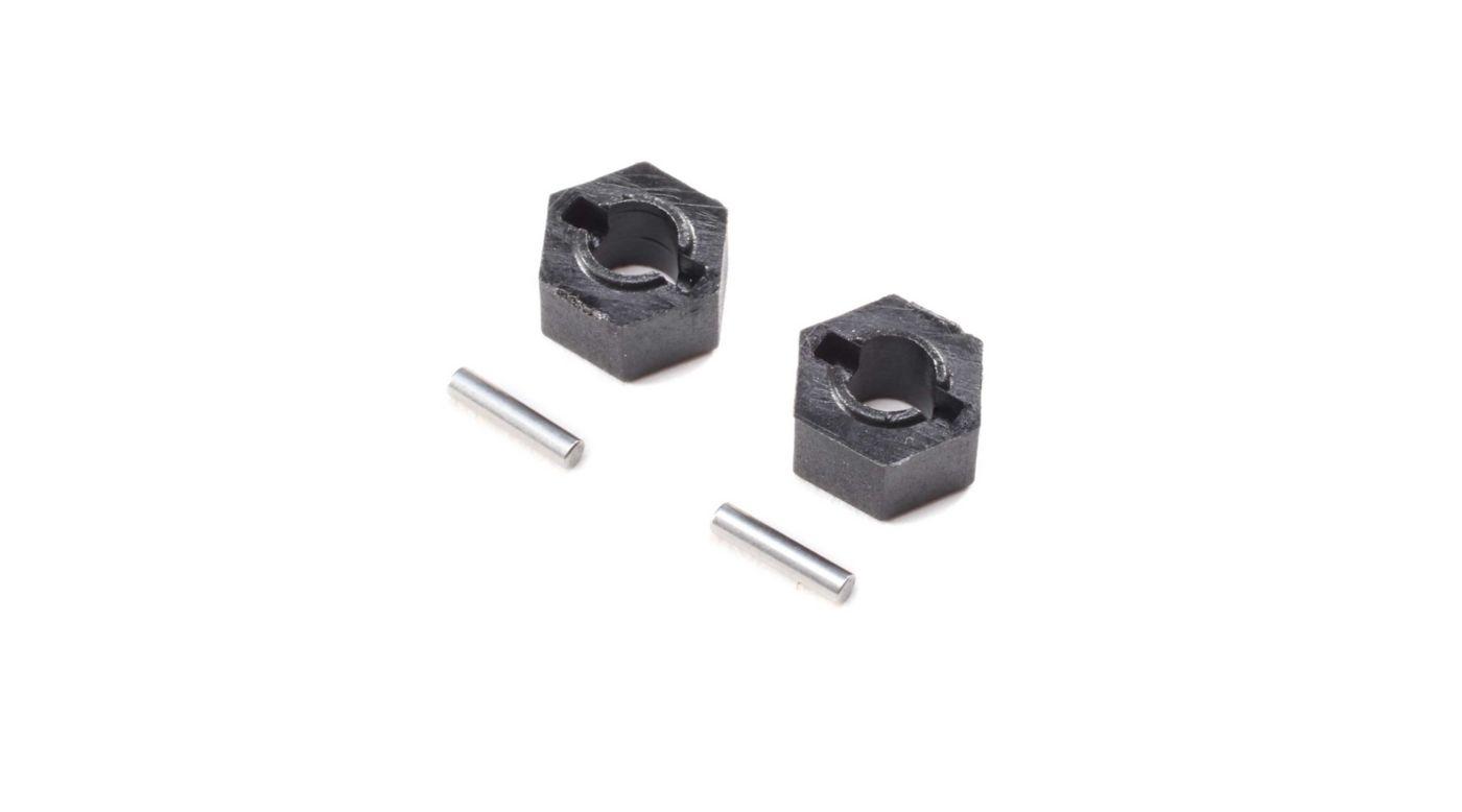 Image for Wheel Hex Pin (2): Mini-T 2.0 from HorizonHobby