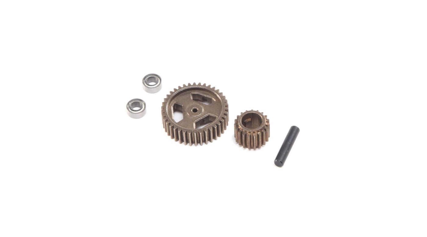 Image for Differential Gear Idler Gear: Mini-T 2.0 from HorizonHobby
