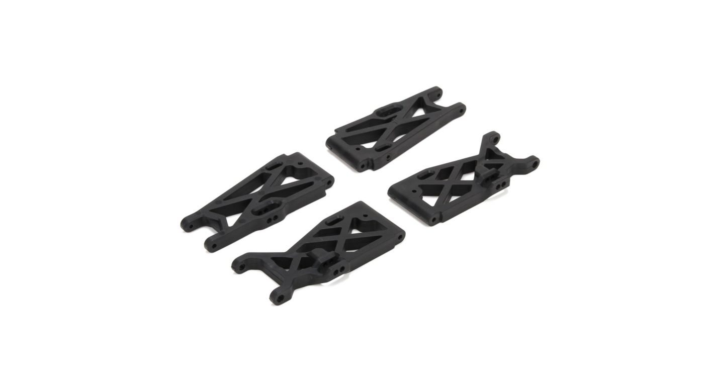 Image for Front/Rear Suspension Arm Set: Mini 8T from HorizonHobby