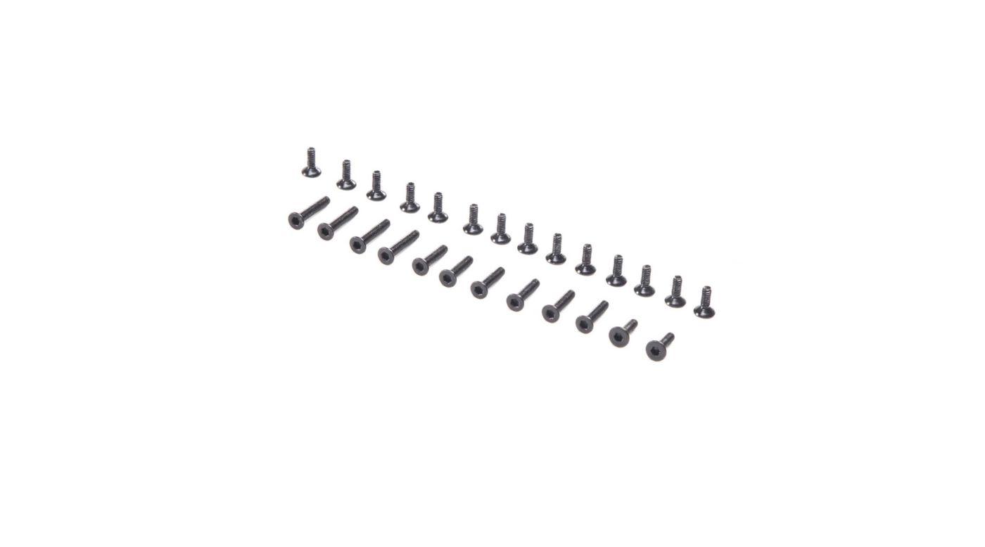 Grafik für Screw Set, Flat Head: Mini-T 2.0 in Horizon Hobby