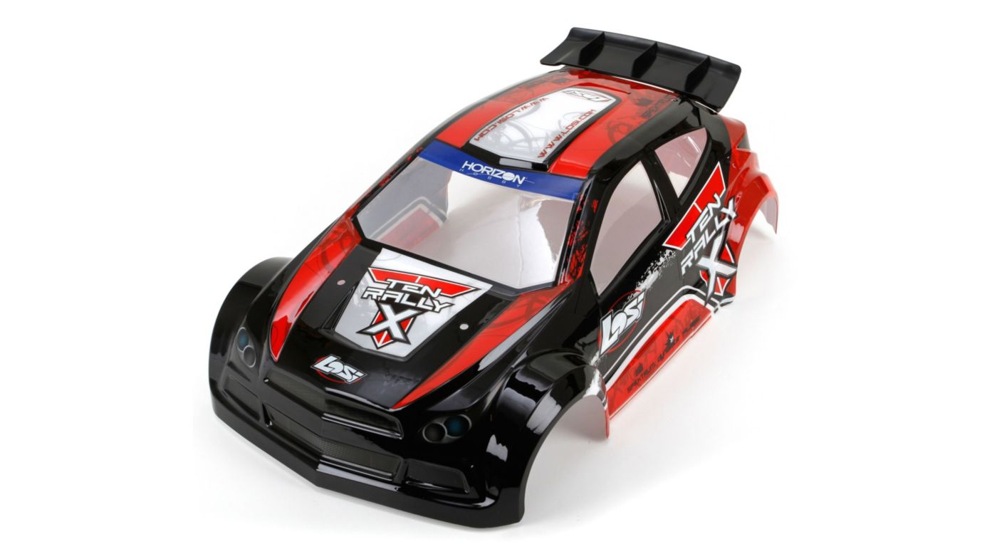 Image for Body: TEN-Rally-X from HorizonHobby
