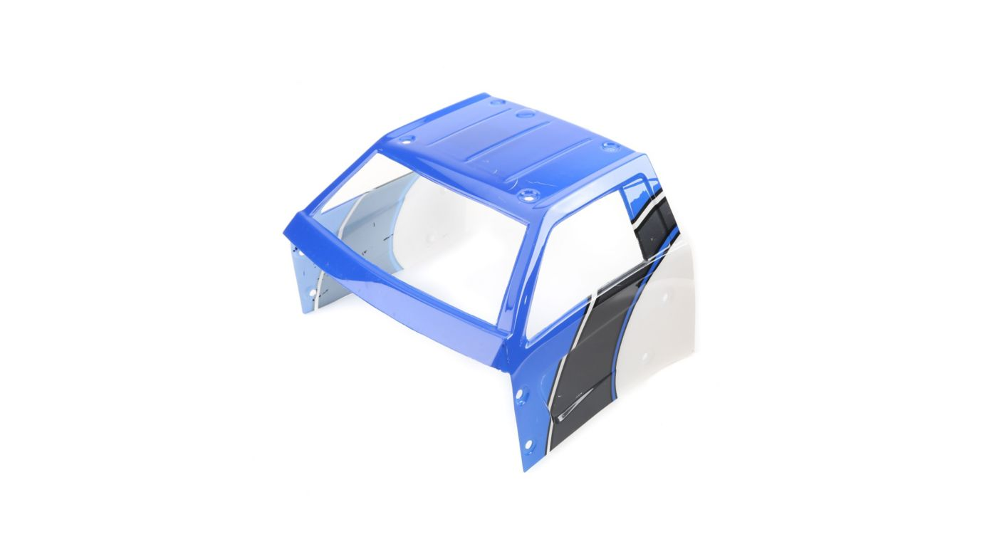 Image for 1/10 Cab Section, Blue: Baja Rey from Horizon Hobby