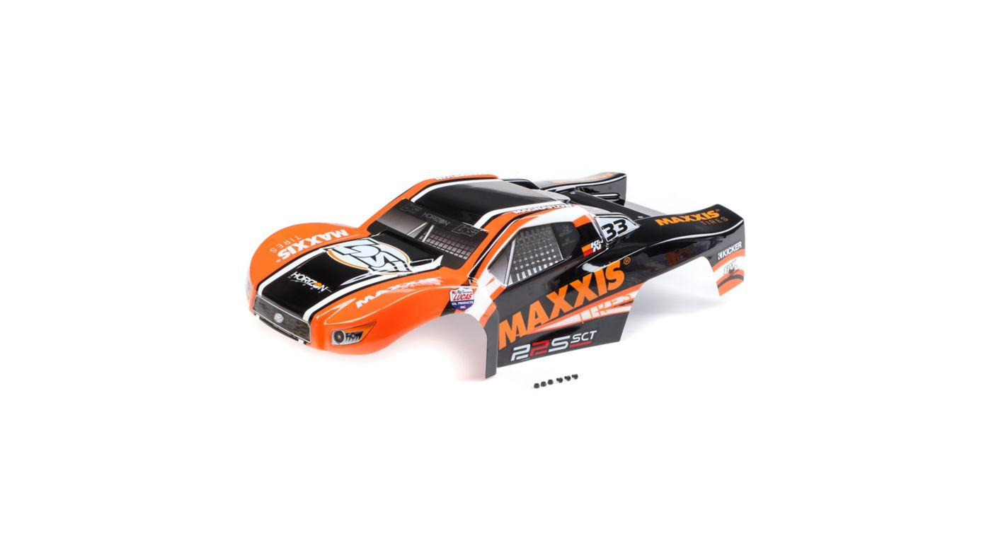 Image for MAXXIS Body Set: 22S from HorizonHobby