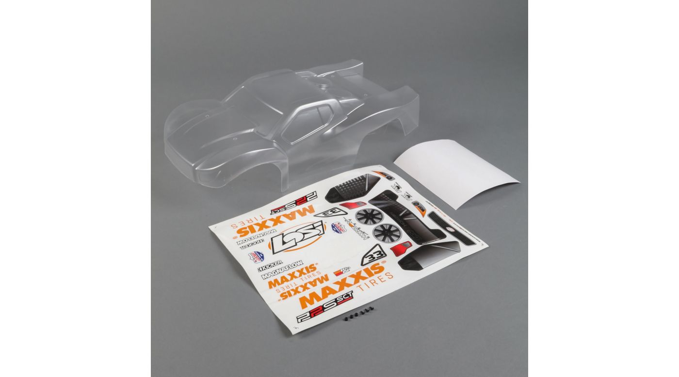 Image for 1/10 Body Set Clear: 22S from Horizon Hobby