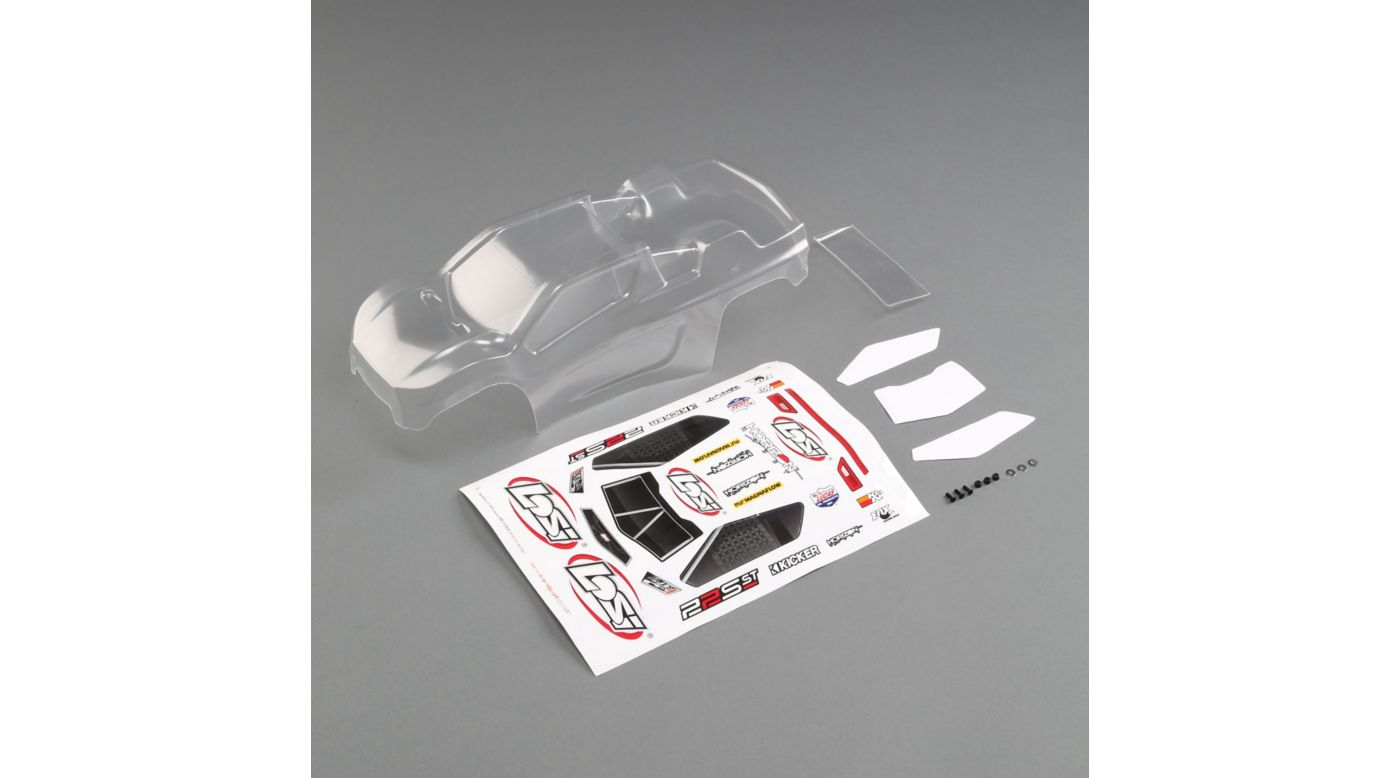 Image for Clear Body Set: 22S ST from HorizonHobby