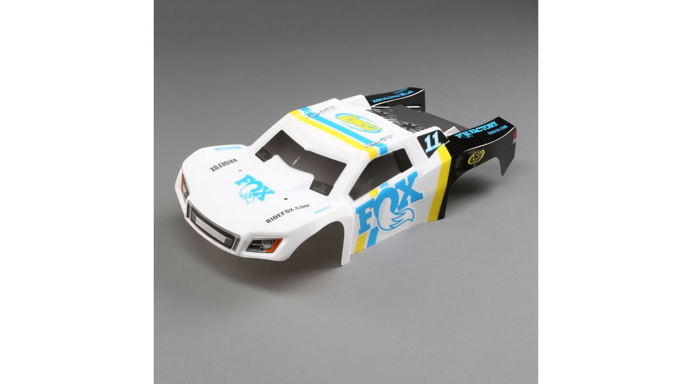 Image for 1/10 Fox Racing Body Set: Tenacity SCT from HorizonHobby