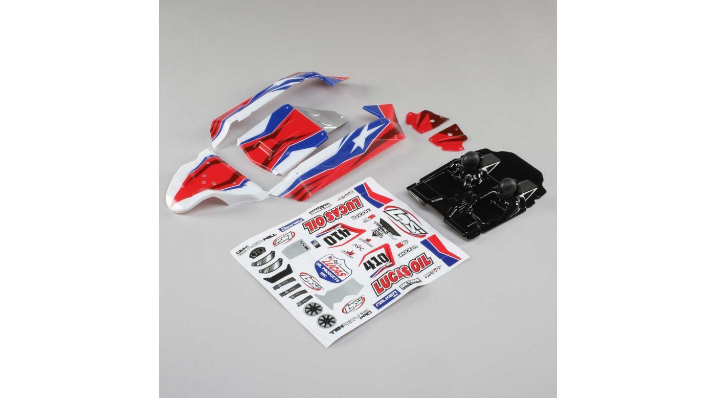 Image for Body Set, Lucas Oil: Tenacity DB Pro from HorizonHobby