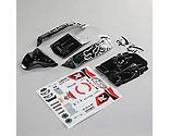Losi - Body Set, Fox Racing: Tenacity DB Pro