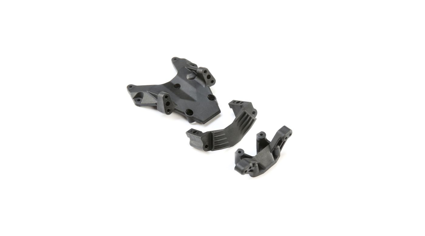 Image for Bulkhead Camber Block & Servo Mount: 22S from Horizon Hobby
