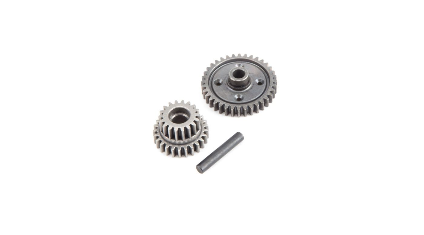 Image for Center Transmission Gear Set: Baja Rey from Horizon Hobby