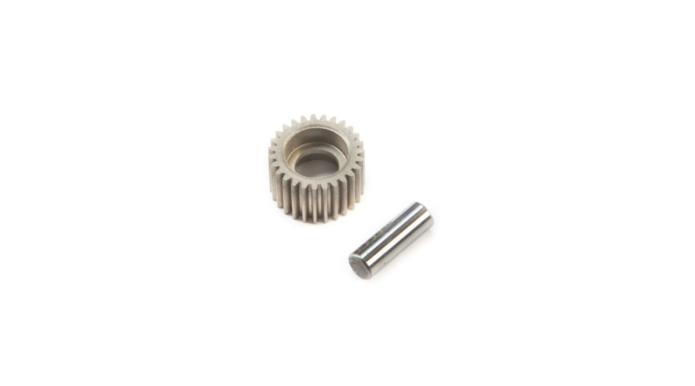 Image for Idler Gear & Shaft: 22S from HorizonHobby